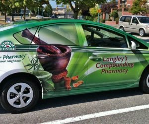 Langley Car Wrap1