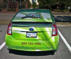Langley Car Wrap2