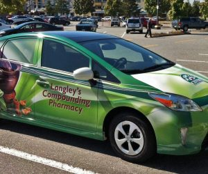 Langley Car Wrap3